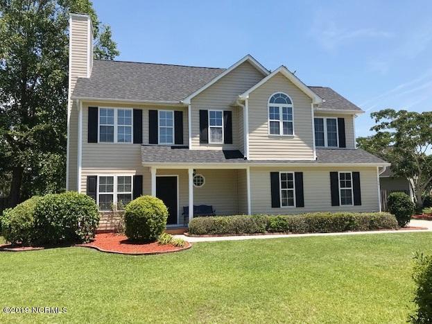 3001 Lagar Lane, Wilmington, NC 28405 (MLS #100173304) :: Vance Young and Associates