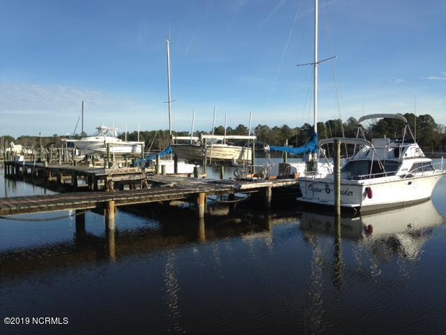 Bs 6 Off Blackbeard Drive, Oriental, NC 28571 (MLS #100173575) :: Castro Real Estate Team