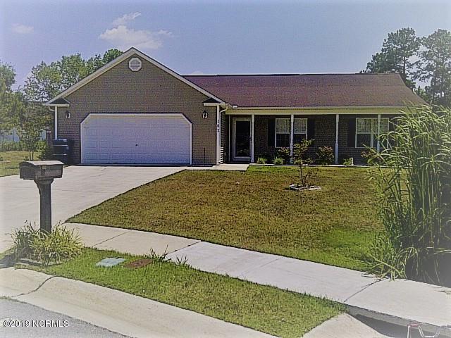 102 Butternut Circle, Jacksonville, NC 28546 (MLS #100173800) :: Berkshire Hathaway HomeServices Hometown, REALTORS®