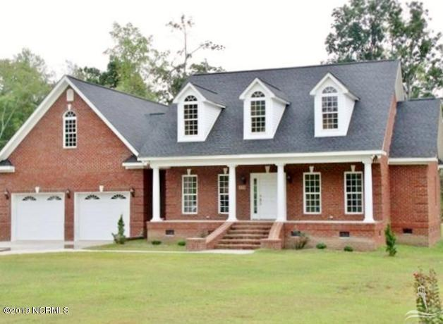355 Cape Fear Drive, Whiteville, NC 28472 (MLS #100174214) :: SC Beach Real Estate