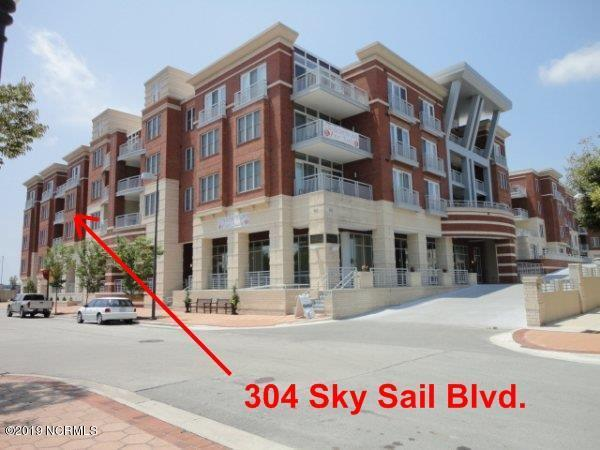 304 Sky Sail Boulevard #304, New Bern, NC 28560 (MLS #100174462) :: Donna & Team New Bern