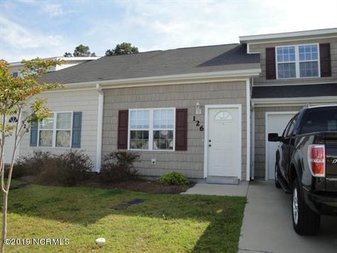126 Jessie Circle, Hubert, NC 28539 (MLS #100175019) :: RE/MAX Elite Realty Group
