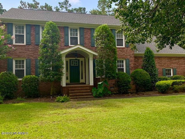 118 Woodland Drive, Leland, NC 28451 (MLS #100175431) :: Vance Young and Associates