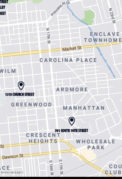 701 S 19th Street, Wilmington, NC 28403 (MLS #100175469) :: Lynda Haraway Group Real Estate