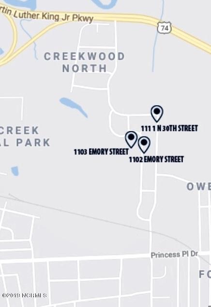 1102 Emory Street, Wilmington, NC 28405 (MLS #100175476) :: Lynda Haraway Group Real Estate
