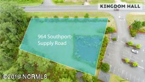 964 Southport Supply Rd SE, Bolivia, NC 28422 (MLS #100175525) :: Lynda Haraway Group Real Estate