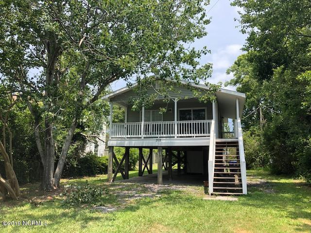 312 Spartanburg Avenue, Carolina Beach, NC 28428 (MLS #100175534) :: RE/MAX Essential