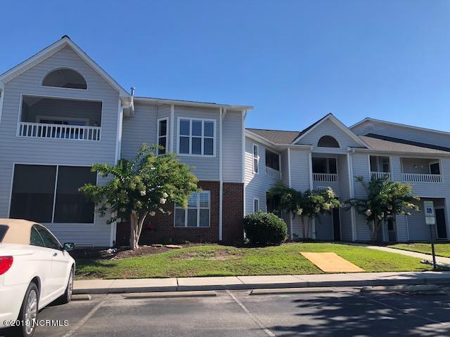 4120 Breezewood Drive #201, Wilmington, NC 28412 (MLS #100175618) :: Coldwell Banker Sea Coast Advantage