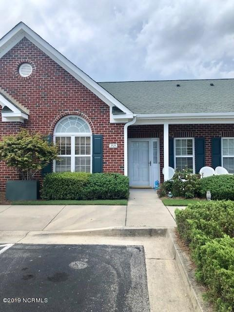 1515 Honeybee Lane, Wilmington, NC 28412 (MLS #100175662) :: RE/MAX Essential