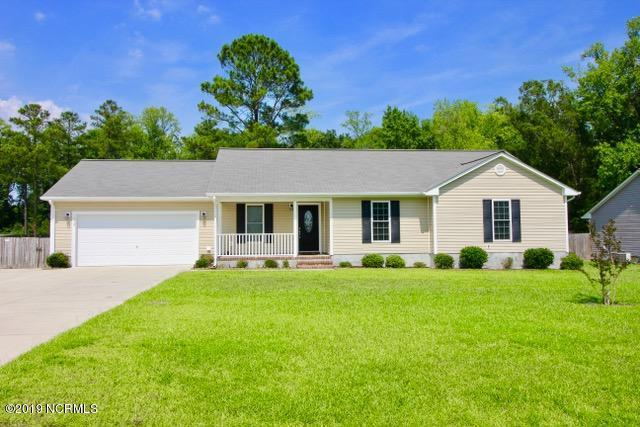 123 Laredo Drive, Jacksonville, NC 28540 (MLS #100175839) :: Chesson Real Estate Group