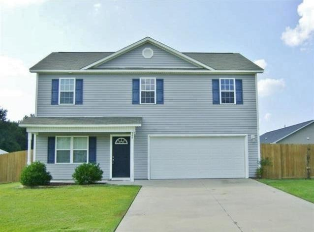 300 Cherry Blossom Court, Richlands, NC 28574 (MLS #100175960) :: David Cummings Real Estate Team