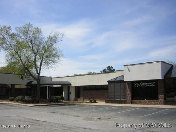 150 E Arlington Boulevard D-F, Greenville, NC 27858 (MLS #100175980) :: Century 21 Sweyer & Associates