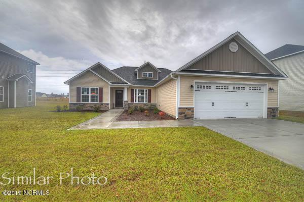 508 White Cedar Lane, Jacksonville, NC 28546 (MLS #100176787) :: Coldwell Banker Sea Coast Advantage