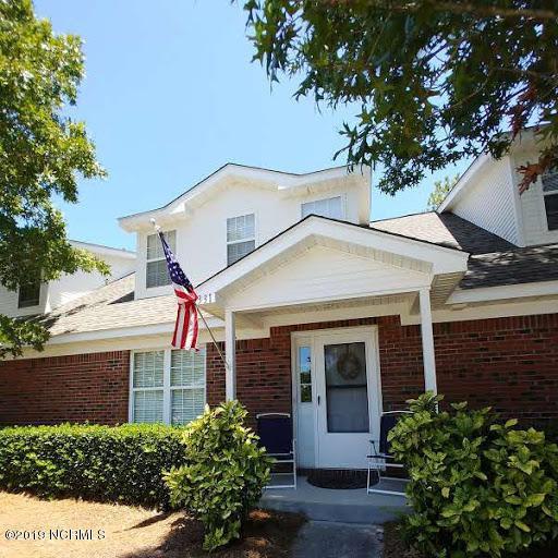 9331 Line Drive, Wilmington, NC 28412 (MLS #100177735) :: Courtney Carter Homes