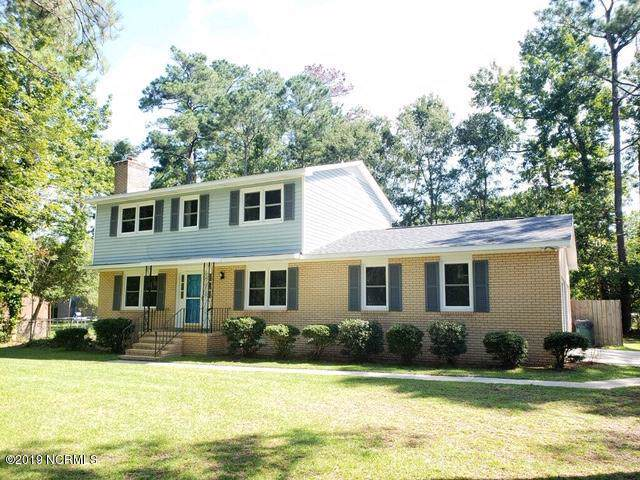 120 Woodland Drive, Havelock, NC 28532 (MLS #100177843) :: RE/MAX Essential