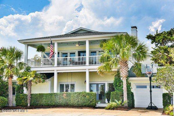 104 S Channel Drive, Wrightsville Beach, NC 28480 (MLS #100178446) :: Century 21 Sweyer & Associates