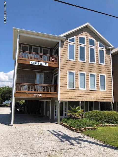 1180 B N Anderson Boulevard B, Topsail Beach, NC 28445 (MLS #100178473) :: Vance Young and Associates