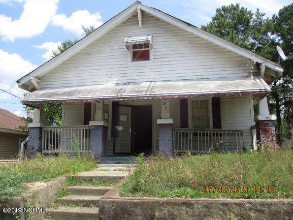 305 Fairview Avenue SW, Wilson, NC 27893 (MLS #100178939) :: Century 21 Sweyer & Associates