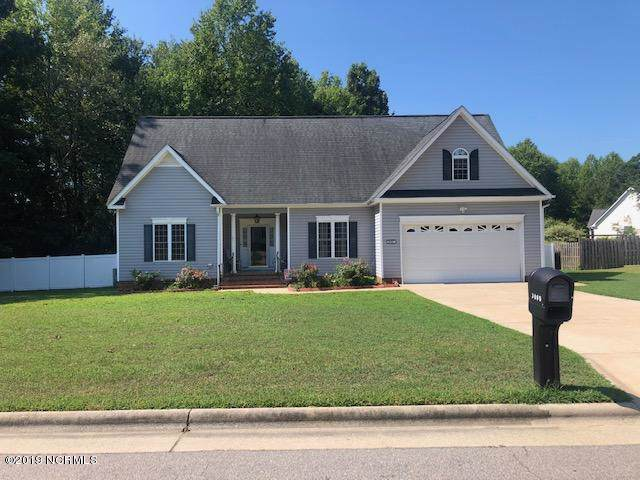3805 Gloucester Drive, Wilson, NC 27893 (MLS #100179102) :: RE/MAX Essential