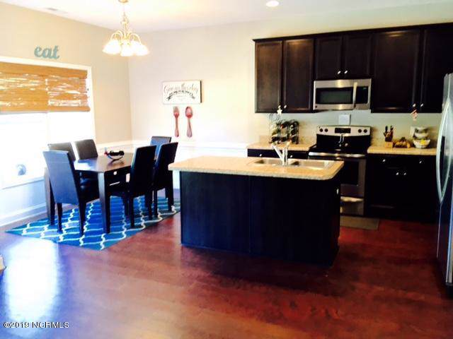 418 Peppermint Drive, Hubert, NC 28539 (MLS #100179278) :: Castro Real Estate Team