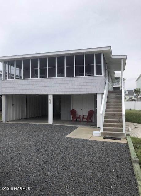 186 Ocean Boulevard W, Holden Beach, NC 28462 (MLS #100179703) :: Lynda Haraway Group Real Estate