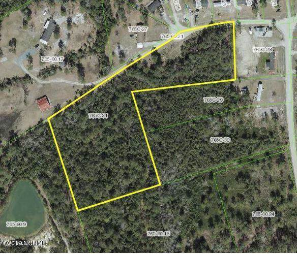 325 W Dunn Street, Sneads Ferry, NC 28460 (MLS #100180212) :: The Oceanaire Realty