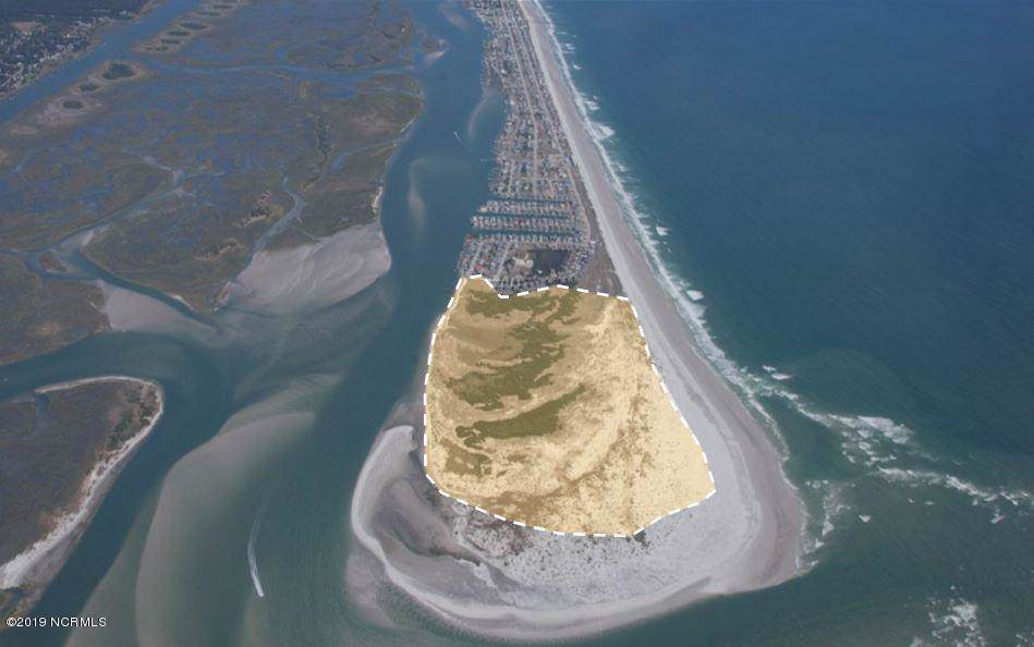 110 Acres South Topsail Island - Photo 1