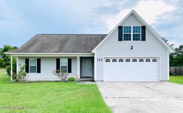 152 Christy Drive, Beulaville, NC 28518 (MLS #100180600) :: The Keith Beatty Team