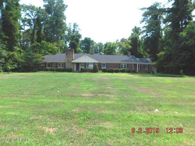 923 Raleigh Road Parkway W, Wilson, NC 27896 (MLS #100180652) :: The Keith Beatty Team