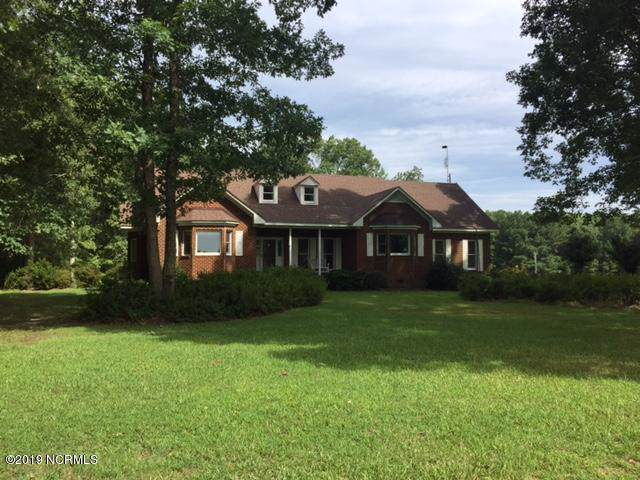 7015 Nc Highway 42, Macclesfield, NC 27852 (MLS #100181026) :: Vance Young and Associates