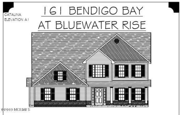 1001 Flounder Run, New Bern, NC 28562 (MLS #100181049) :: Century 21 Sweyer & Associates