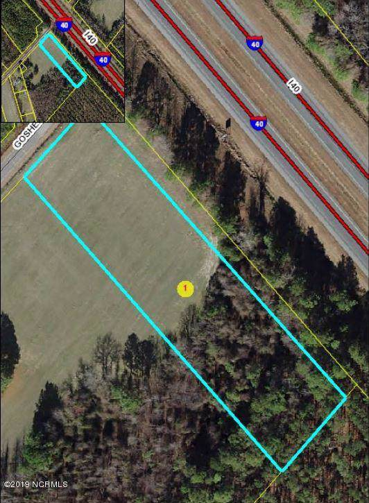 0 Goshen Church Road, Faison, NC 28341 (MLS #100181435) :: CENTURY 21 Sweyer & Associates