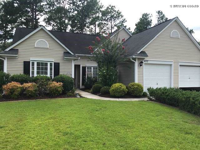 482 Sandpiper Bay Drive SW, Sunset Beach, NC 28468 (MLS #100181743) :: Berkshire Hathaway HomeServices Prime Properties