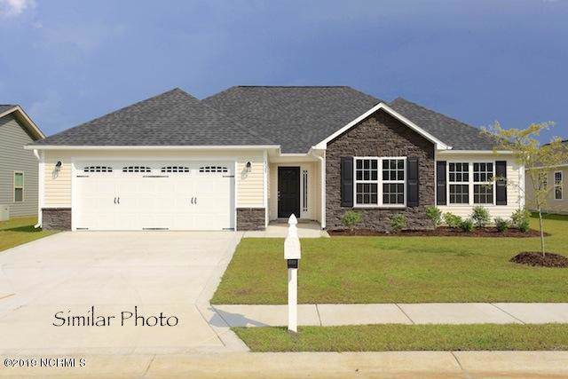 256 Wood House Drive, Jacksonville, NC 28546 (MLS #100182087) :: RE/MAX Elite Realty Group