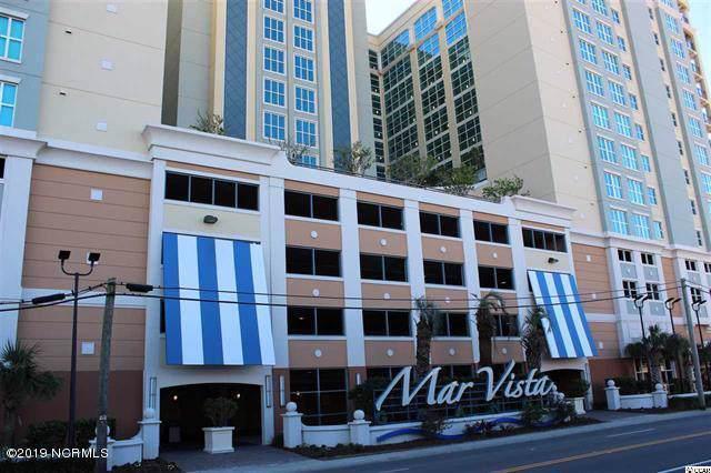 601 S Ocean Blvd Boulevard Ph 1511, North Myrtle Beach, SC 29582 (MLS #100182384) :: Berkshire Hathaway HomeServices Myrtle Beach Real Estate
