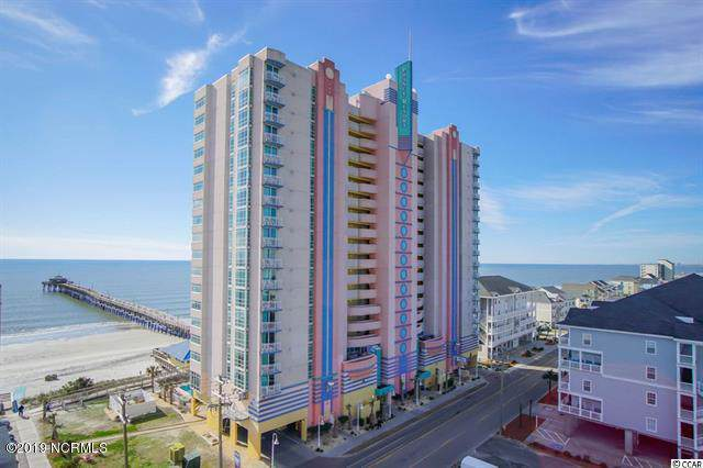 3500 N Ocean Boulevard #401, North Myrtle Beach, SC 29582 (MLS #100182938) :: The Keith Beatty Team