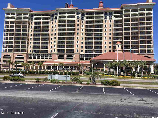 819 N Ocean Boulevard #6008, North Myrtle Beach, SC 29582 (MLS #100183144) :: The Keith Beatty Team