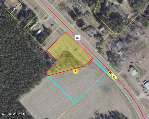 0 Nc 87 Highway W, Bladenboro, NC 28320 (MLS #100183251) :: The Keith Beatty Team