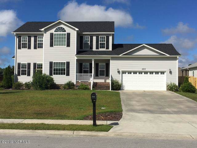 303 Baffle Court, Swansboro, NC 28584 (MLS #100183397) :: Lynda Haraway Group Real Estate