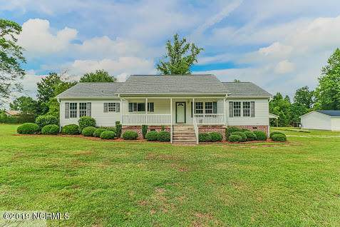 212 Woodland Church Road, Albertson, NC 28508 (MLS #100183406) :: The Chris Luther Team