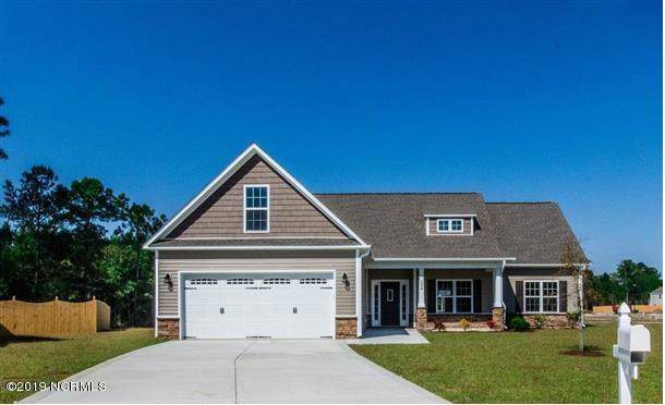 102 Goldstone Court, Jacksonville, NC 28546 (MLS #100184215) :: The Keith Beatty Team