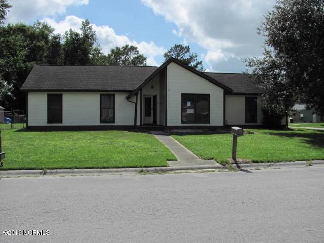 527 Raintree Circle, Jacksonville, NC 28540 (MLS #100184264) :: Century 21 Sweyer & Associates