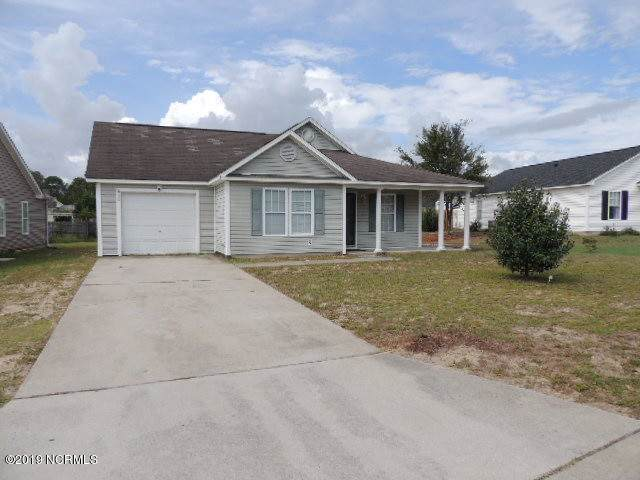 413 Brecknock Court, Wilmington, NC 28412 (MLS #100184288) :: Vance Young and Associates