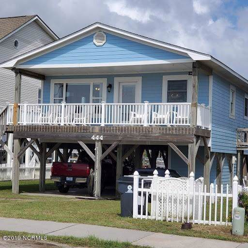 444 Ocean Boulevard W, Holden Beach, NC 28462 (MLS #100184380) :: Lynda Haraway Group Real Estate