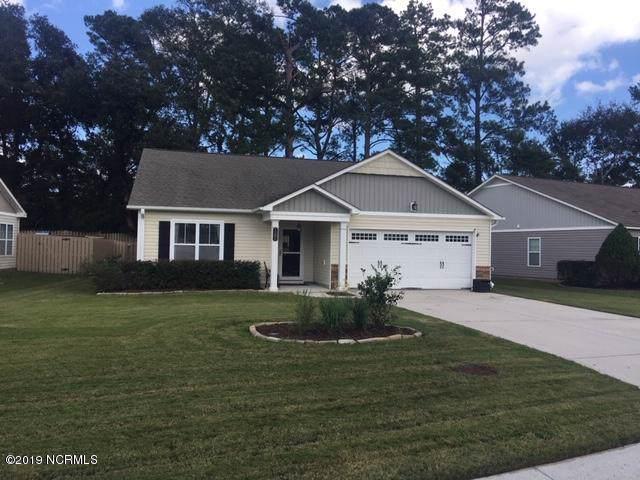 1286 Clancy Drive, Leland, NC 28451 (MLS #100184431) :: Century 21 Sweyer & Associates