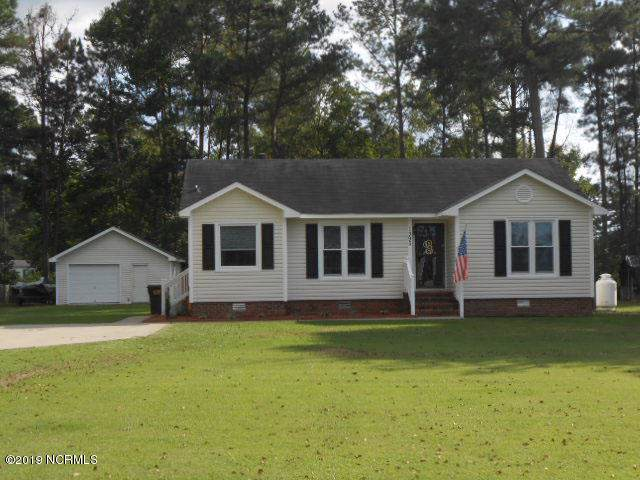 1395 Huckleberry Lane, Winterville, NC 28590 (MLS #100184486) :: The Keith Beatty Team