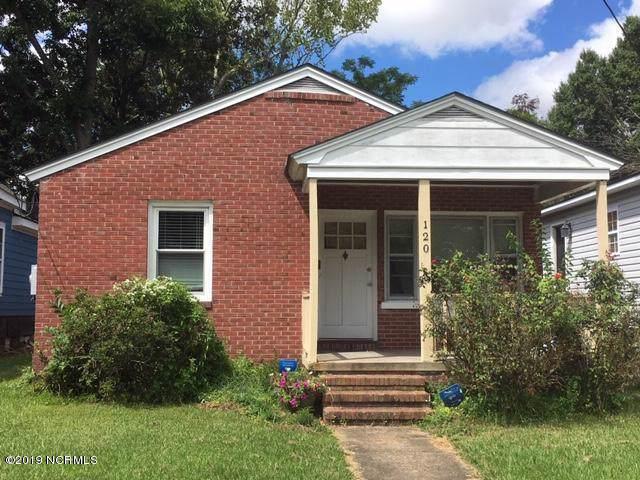 120 S 13th Street, Wilmington, NC 28401 (MLS #100184583) :: Donna & Team New Bern