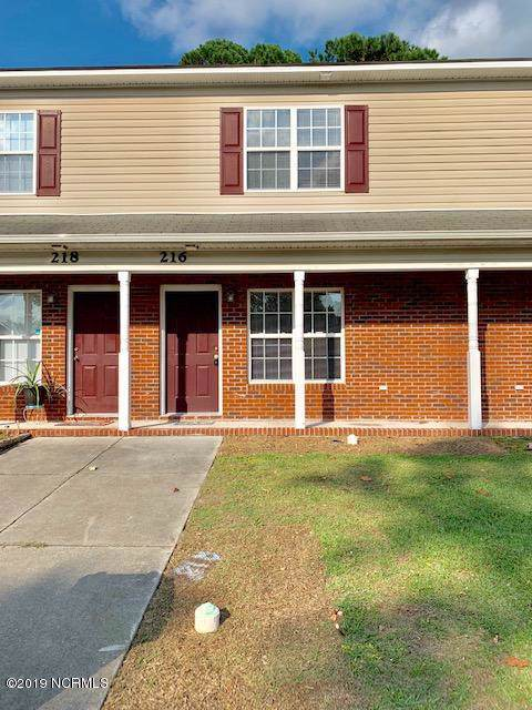 216 Palace Circle, Jacksonville, NC 28546 (MLS #100184804) :: The Oceanaire Realty
