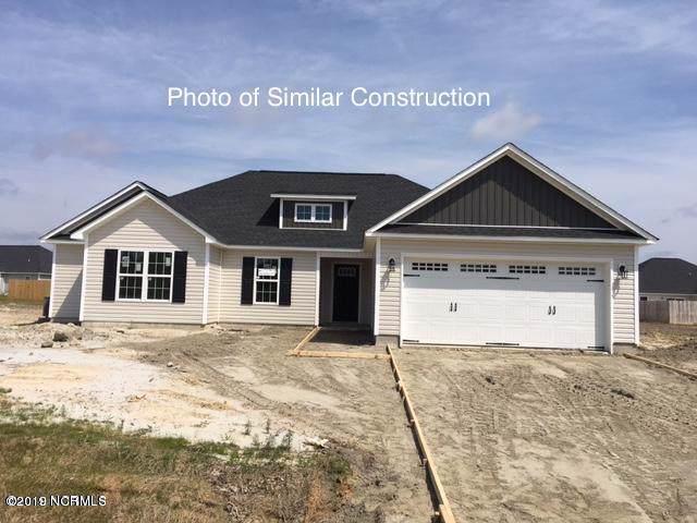 2732 Brittia Lane, Winterville, NC 28590 (MLS #100185054) :: CENTURY 21 Sweyer & Associates