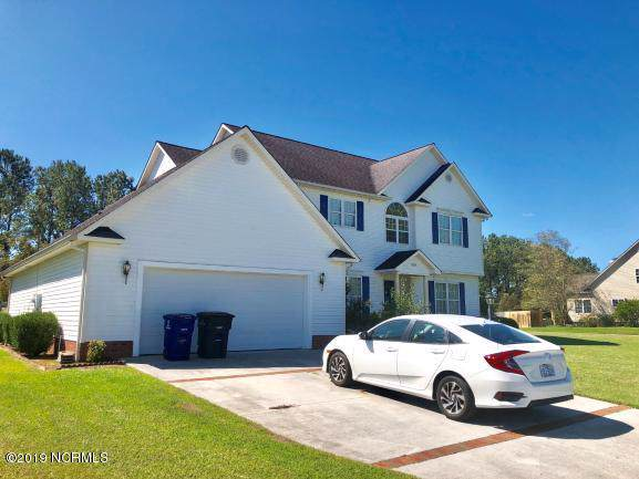 939 Commons Drive N, Jacksonville, NC 28546 (MLS #100185131) :: The Chris Luther Team